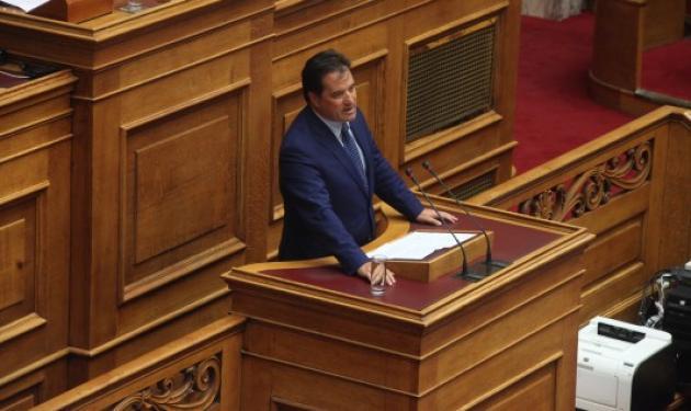 Άδωνις Γεωργιάδης: Δεκτή η ένσταση – Θα είναι υποψήφιος!