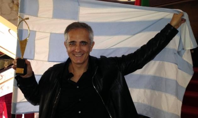 Σωκράτης Αλαφούζος: Τιμητική διάκριση για την νέα του ταινία σε φεστιβάλ στο Μαρόκο!