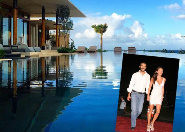 Μαρίνα Βερνίκου: Το εξωτικό resort που σχεδίασε ο σύζυγός της στην Καραϊβική και οι μαγευτικές διακοπές τους!