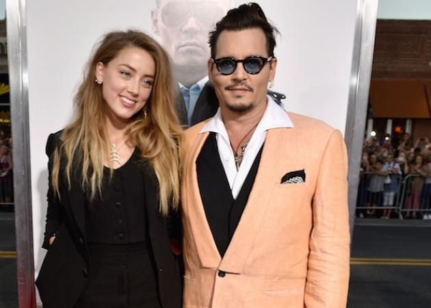"""Αποκαλύψεις """"βόμβα"""" για το χωρισμό του Johnny Depp – """"Η Amber Heard τον εκβίαζε"""""""