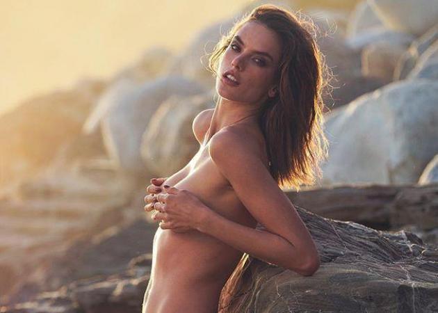 Χαμός με τη γυμνή φωτογραφία της Alessandra Ambrosio στο Instagram! | tlife.gr