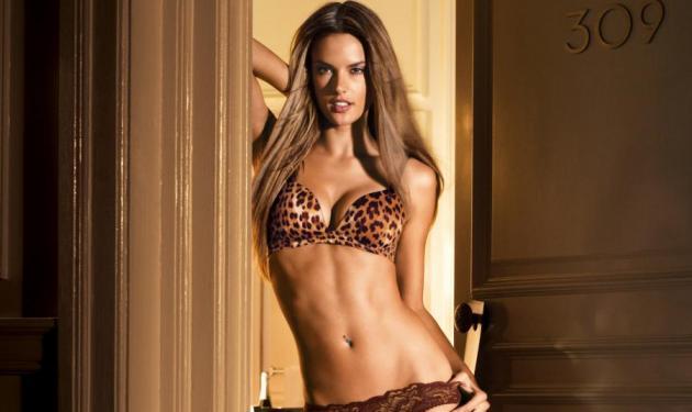 Alessandra Ambrosio: Χαμός με τη γυμνή φωτογραφία της στο κρεβάτι! | tlife.gr