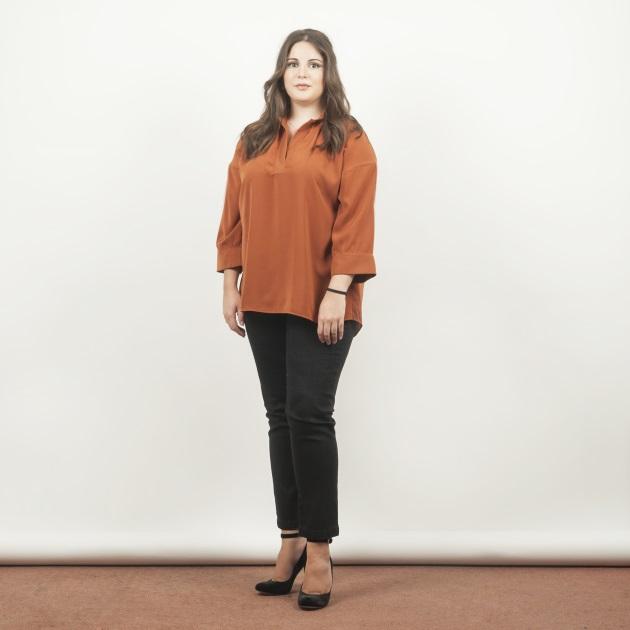 5   Συνδυασμός για μαύρο παντελόνι