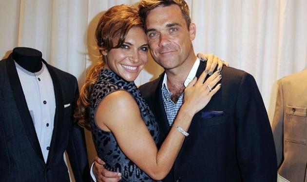 Ο Robbie Williams θα γίνει μπαμπάς! | tlife.gr