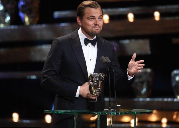 BAFTA 2016: Μια ανάσα από το Oscar ο Leonardo Di Caprio – Τα πέντε βραβεία και η συγκίνηση στη σκηνή   tlife.gr