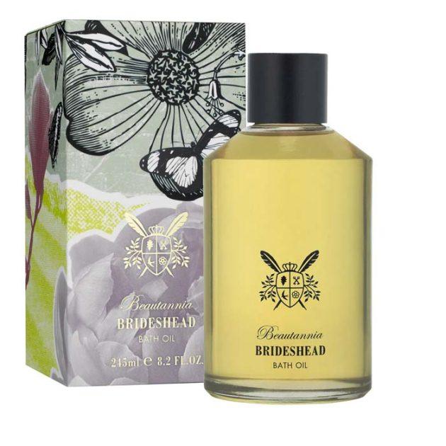 4 | Beautania Brideshead Bath Oil