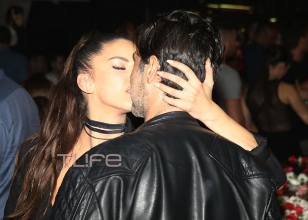 Burak Hakki: Τα καυτά φιλιά με την Ελληνίδα που του έχει πάρει τα μυαλά!