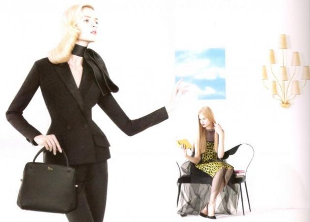 Dior: Η πρώτη καμπάνια με την υπογραφή του Raf Simons είναι γεγονός!