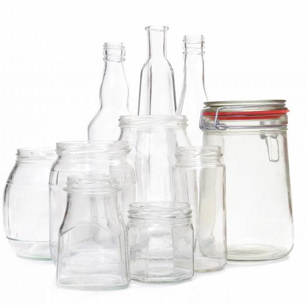 4 | Διάλεξε γυάλινο μπουκάλι