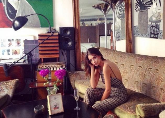 Emily Ratajkowski: Το artistic loft της στο Los Angeles