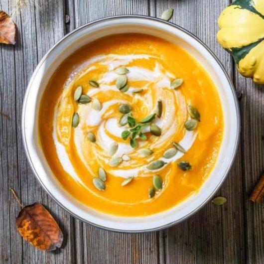 Ανατολίτικη βελουτέ σούπα κολοκύθας | tlife.gr