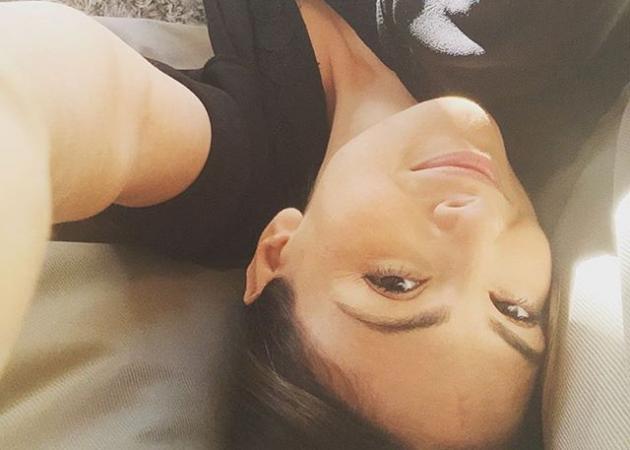 Δέσποινα Καμπούρη: Δες πόσο φούσκωσε η κοιλιά της!