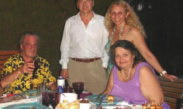 Ο ανείπωτος πόνος του γαμπρού της Βέφας Αλεξιάδου και το τραγούδι που αφιέρωσε στη γυναίκα του Άντζι | tlife.gr