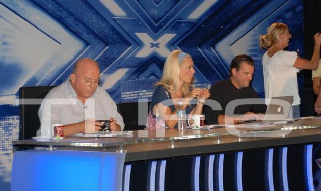 Το TLIFE στις οντισιόν του X-Factor 3!