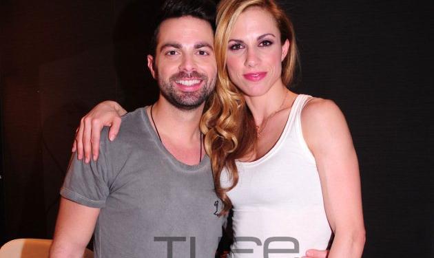 Τα αστέρια του Dancing  ξεφάντωσαν στον… Ηλία Βρεττό! Φωτογραφίες | tlife.gr