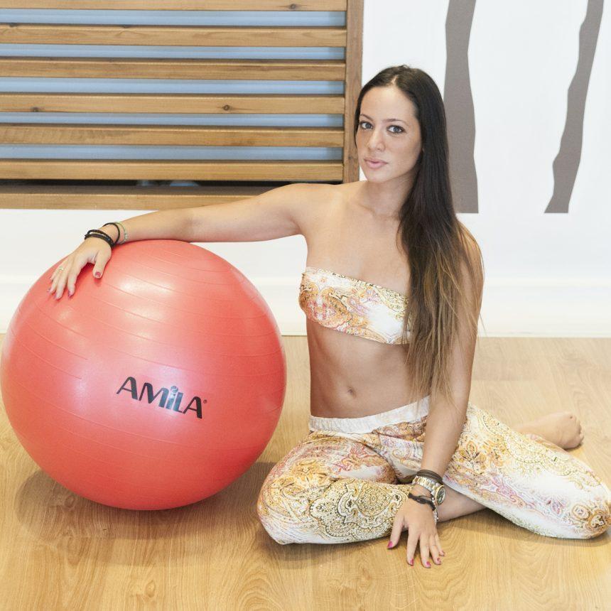 Πώς θα επιλέξεις την κατάλληλη μπάλα γυμναστικής; | tlife.gr