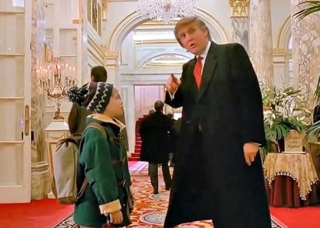 Donald Trump: Όταν ο νέος πλανητάρχης έκανε guest στον κινηματογράφο και την τηλεόραση! | tlife.gr