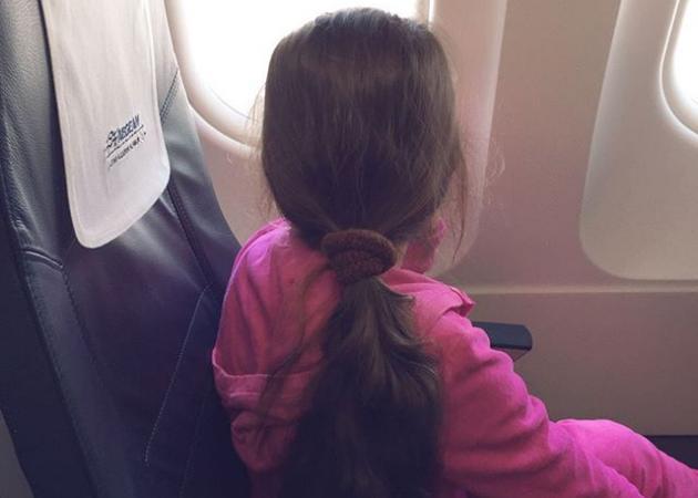Δέσποινα Καμπούρη: Tο πρώτο ταξίδι της Έλενας με αεροπλάνο και η παρέλαση στη Θεσσαλονίκη!