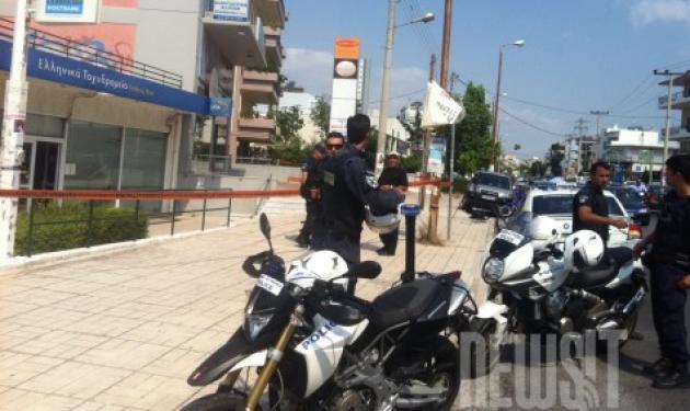 Λήστεψαν τα ΕΛΤΑ Γλυφάδας και πυροβόλησαν γυναίκα φεύγοντας! | tlife.gr