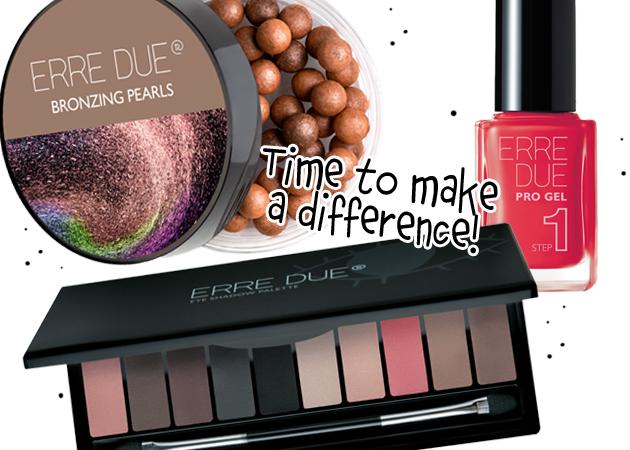 Εμείς βρήκαμε το αγαπημένο μας make-up brand! Εσύ;