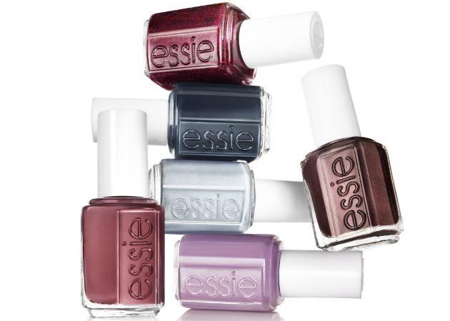 Αυτή είναι η χειμερινή συλλογή της Essie!