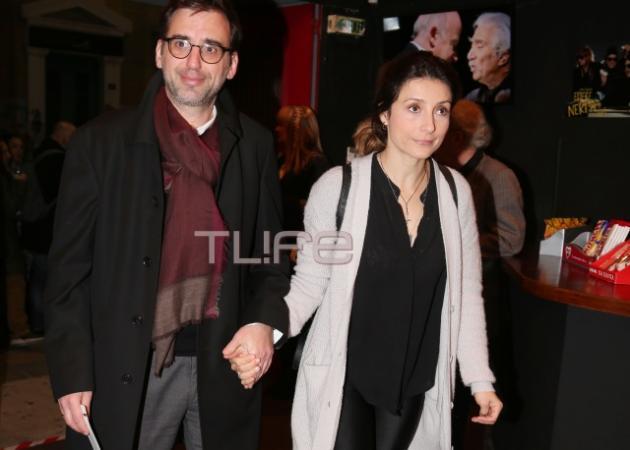 Ευδοκία Ρουμελιώτη: Σπάνια βραδινή έξοδος με τον σύζυγό της! | tlife.gr