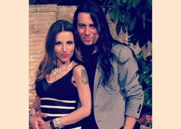 Ευριδίκη: Με τον σύντροφό της Μπομπ στο γάμο της αδελφής του! Φωτογραφίες