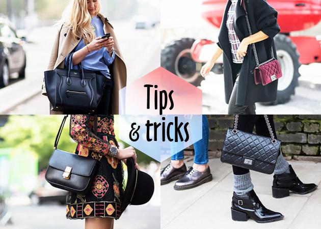 Tips που θα προστατεύσουν την τσάντα σου! - TLIFE f930f7ed88b