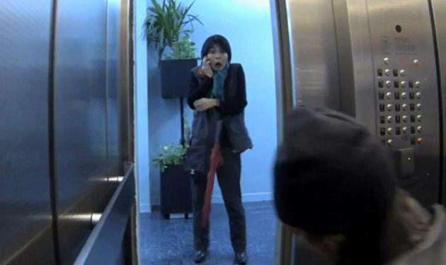 Φόνος στο ασανσέρ – Εσύ πως θα αντιδρούσες; | tlife.gr