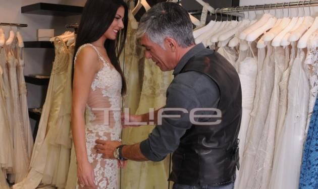 Ποια τουαλέτα θα φορέσει η Σταρ Ελλάς στο διαγωνισμό Miss Universe; Ο Γ. Τόγκος στο TLIFE!