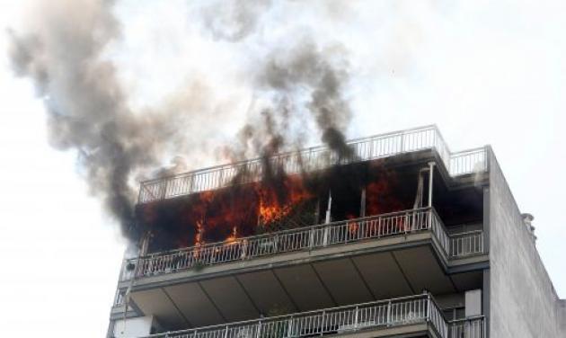 Ηλεία: Έγκυος έσβησε φωτιά και έσωσε τα 9 παιδιά της!   tlife.gr