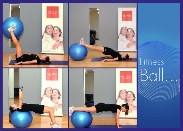 Fitness Ball!Πρόγραμμα γυμναστικής με μπάλα για να αποκτήσεις το σώμα που ονειρεύεσαι