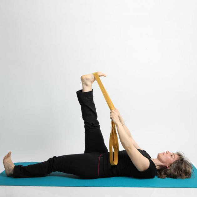 2 | Yoga στο σπίτι Βήμα 2ο