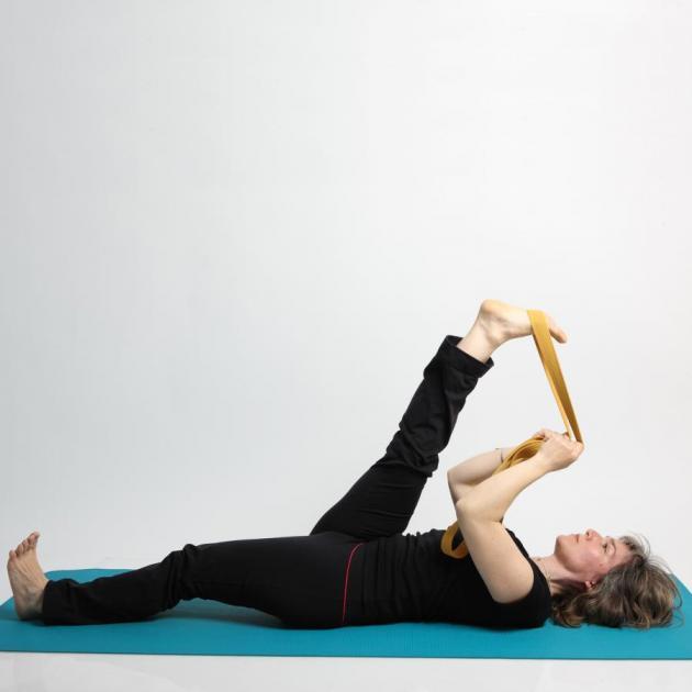 3 | Yoga στο σπίτι Βήμα 3ο
