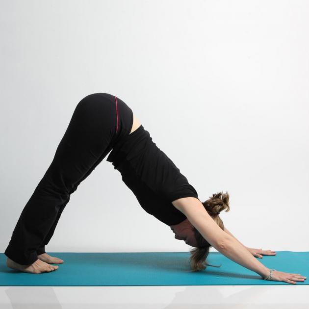 6   Yoga The Cat Move Βήμα 3ο