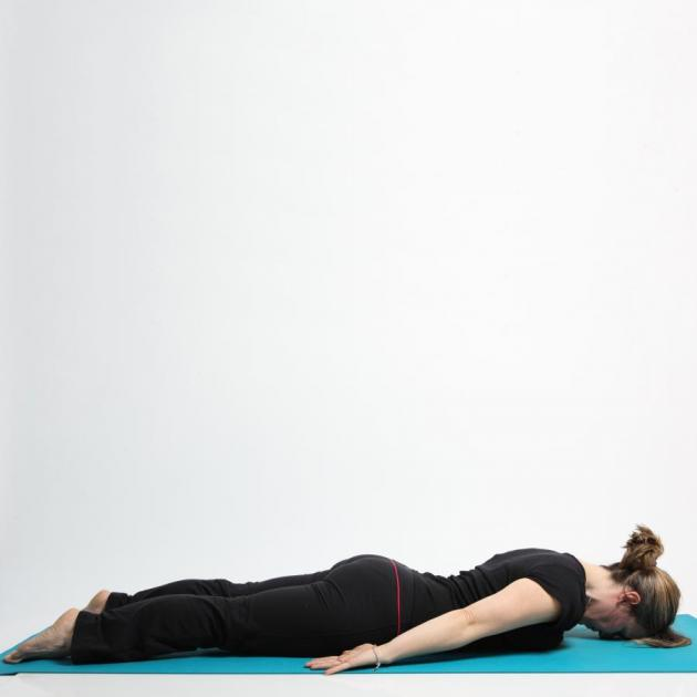 7 | Yoga Ραχιαίοι
