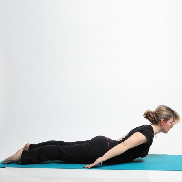 8 | Yoga Ραχιαίοι Βήμα 2ο