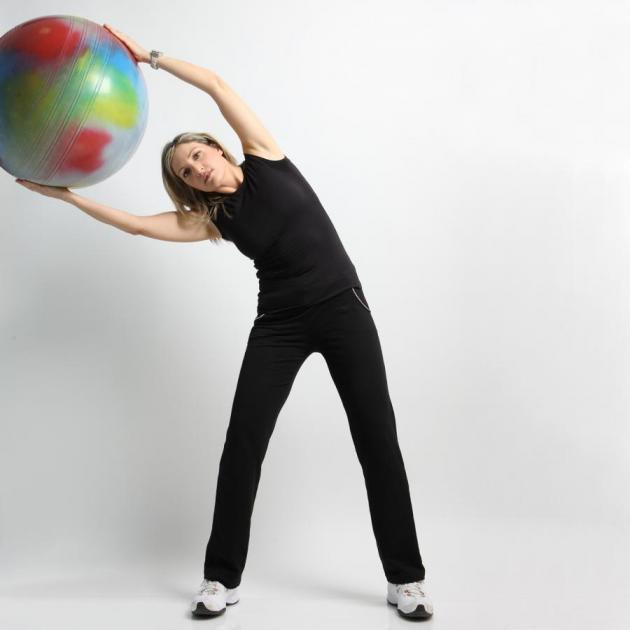 6 | Ασκήσεις με μπάλα