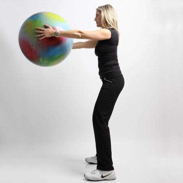 4 | Ασκήσεις με μπάλα