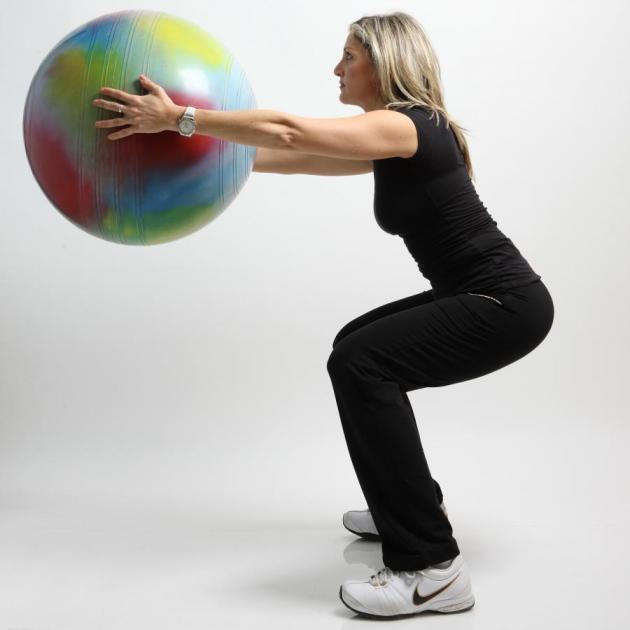5 | Ασκήσεις με μπάλα