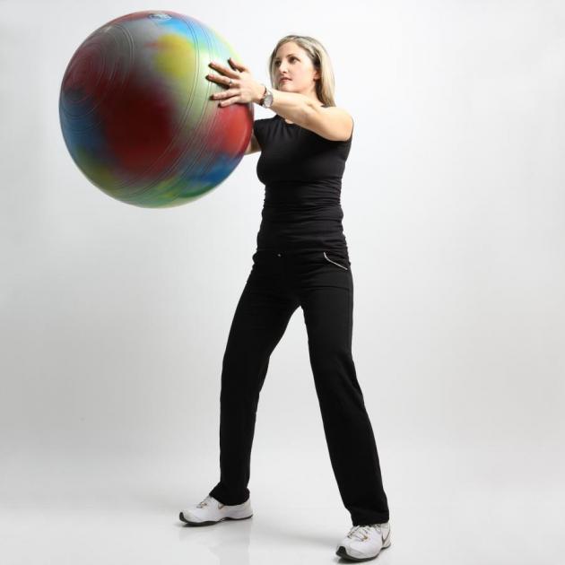 1 | Ασκήσεις με μπάλα
