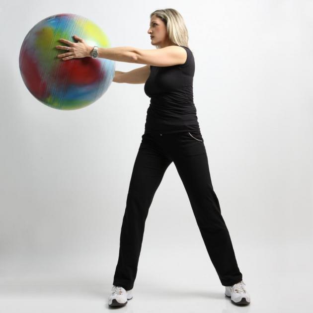 2 | Ασκήσεις με μπάλα
