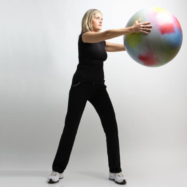 3 | Ασκήσεις με μπάλα