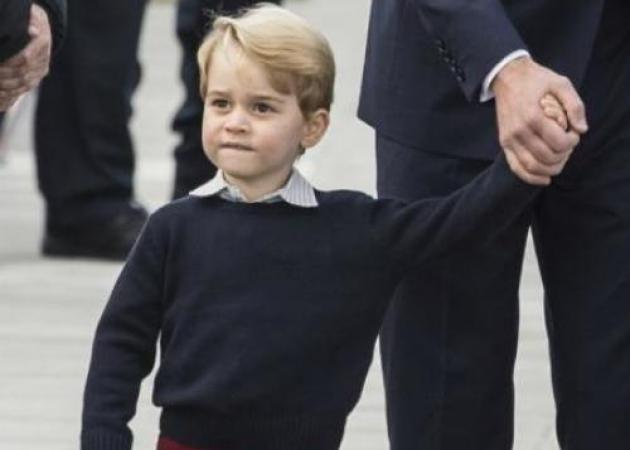 Πρίγκιπας George: Το Σεπτέμβρη ξεκινά το σχολείο! | tlife.gr