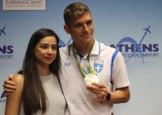 Έγινε πατέρας ο Ολυμπιονίκης Σπύρος Γιαννιώτης! Οι πρώτες δηλώσεις στο TLIFE