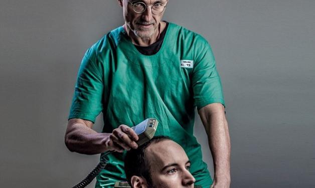 Αυτός ο γιατρός θα κόψει το κεφάλι του ασθενή του και θα το μεταμοσχεύσει σε άλλο σώμα!   tlife.gr