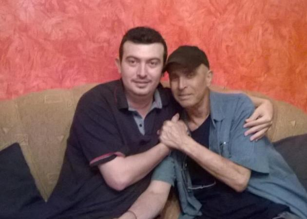 Γιώργος Βασιλείου: Συνεχίζει τον αγώνα του – Το συγκινητικό μήνυμα στο γιο του!