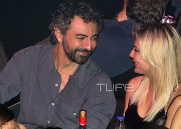Δήμητρα Ματσούκα – Λευτέρης Γιοβανίδης: Ερωτευμένοι στα μπουζούκια!   tlife.gr