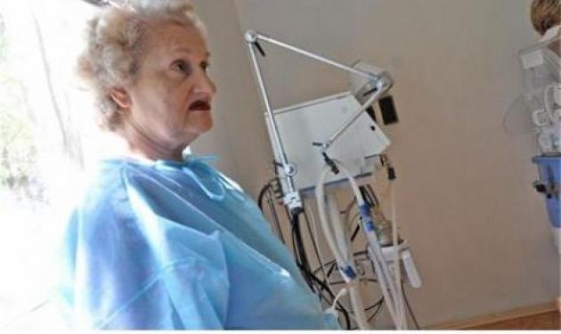 62χρονη γέννησε δίδυμα!