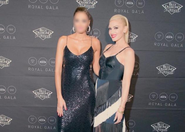 Ποια Ελληνίδα πόζαρε στο κόκκινο χαλί πλάι στην Gwen Stefani; | tlife.gr